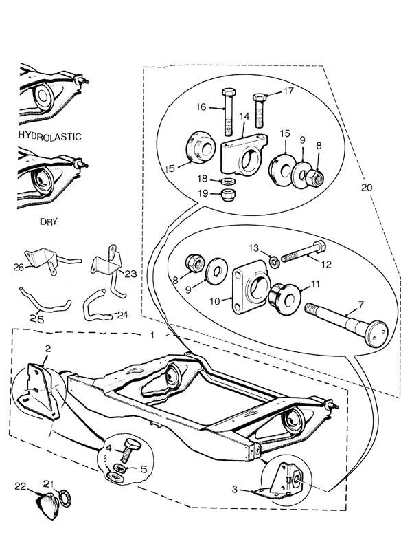 Rear Subframe