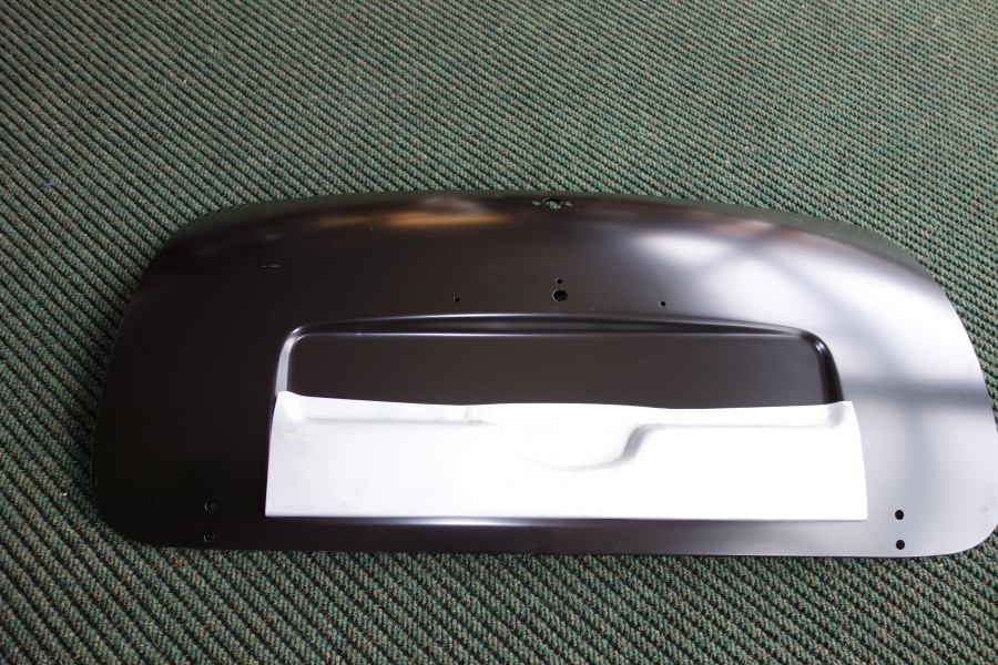 Mini Boot Lid Conversion To Mk1 Style