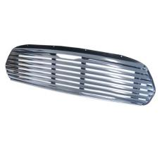 GRILLE MINI COOPER CHROME EXTERNAL OPENING UK MADE