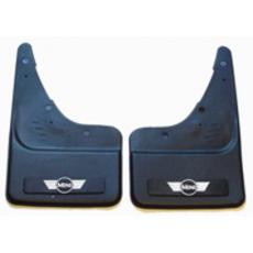 MUD FLAPS REAR LATEST MINI LOGO