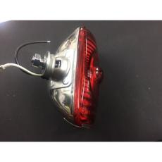 Fog Lamp Rear In Stainless