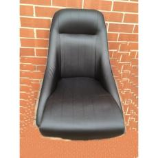 Classic Mini Seat Black Vynil Price Each