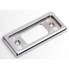 DOOR LOCK SURROUNDS ALLOY WP TYPE PAIR