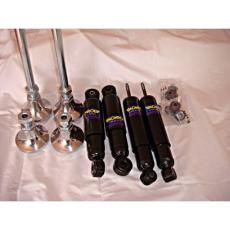 Mini HI-Lows 4 And 4 High Quality Shockers