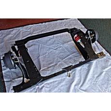 Subframe Assy Rear Genuine Fully Built Up With PL Suspension
