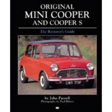 HAYNES ORIGINAL MINI COOPER and S BY JOHN PARNELL