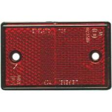 SIDE REFLECTOR- RED