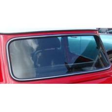 Mini Rear Windscreen Heated With Green Tint (Genuine Rover)