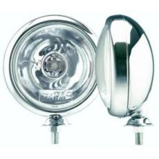 Classic Style Mini Chrome Driving Lamps A Pair