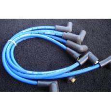 Plug Leads High Performance 8mm Silicon In **Blue**
