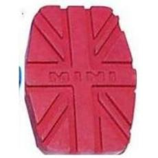 Pedal Union Jack Clutch Or Brake Red