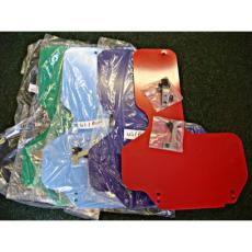 Mini Weather Sheild Kit In Red