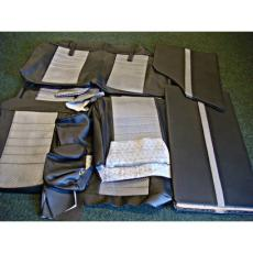 Mini Seat Set Covers For 1993 On Wrap Round Type Inc *Door Cards*