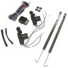 CENTRAL LOCKING KIT KEY OPERATED(for use with factory alarm)