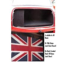 Classic Mini Boot Liner Kit *Union Jack* Fits 7.5Gal Fuel Tank