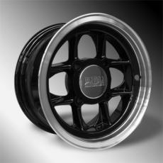 Mamba Black Alloy 5x10 Set 4