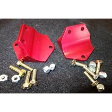 Alloy Front Subframe Rear Mounts Pair