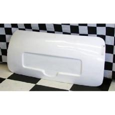 FIBREGLASS BOOTLID OUTER SKIN ONLY - Mk1 & Mk2