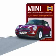 HAYNES NEW MINI SERVICE and REPAIR MANUAL