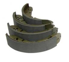 Brake Shoes *Rear 4 Pieces* OE Matching Quality
