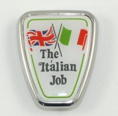 BADGE ITALIAN JOB FRONT GEN