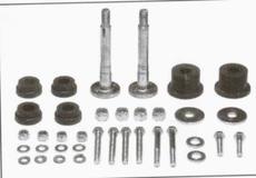 Subframe Rear Dry Fitting Kit Genuine