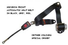 SEAT BELT FRONT INERTIA (GREY) EACH