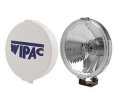 SPOT LAMPS CHROME DRIVING WIPAC PAIR