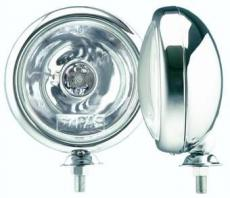 Classic Style Mini *Stainless Steel* Driving Lamps A Pair