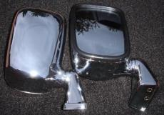 Mirror Chrome Cooper Type Price Per Pair