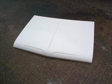 Mini Clubman Fibre Glass Bonnet