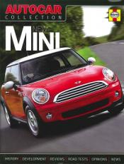 Haynes AutoCar Hard Back Book On The Mini