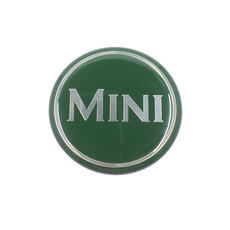 Badge 42Mm Self Adeshieve Green Mini