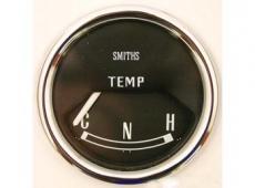 Gauge Smith Temp *Elec Oparated* Black