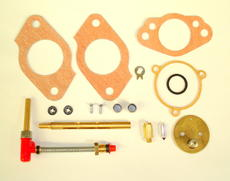 CARB HS4 FULL REBUILD KIT WITH OVER RUN ON VALVE DISC